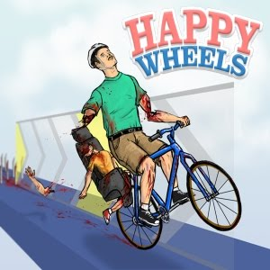 happy wheels играть