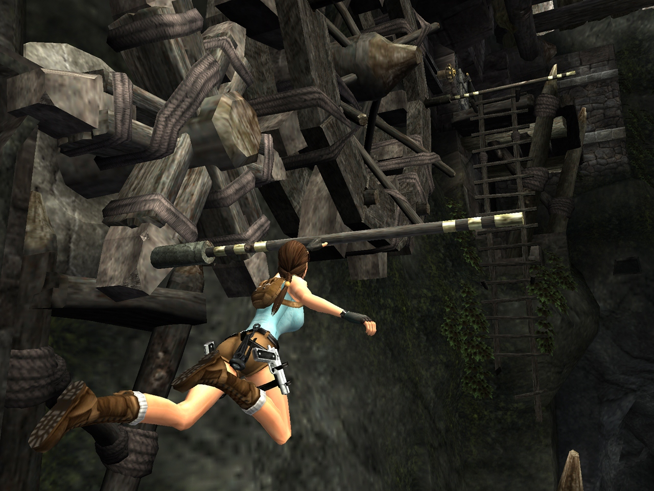 скачать игру lara croft temple of osiris