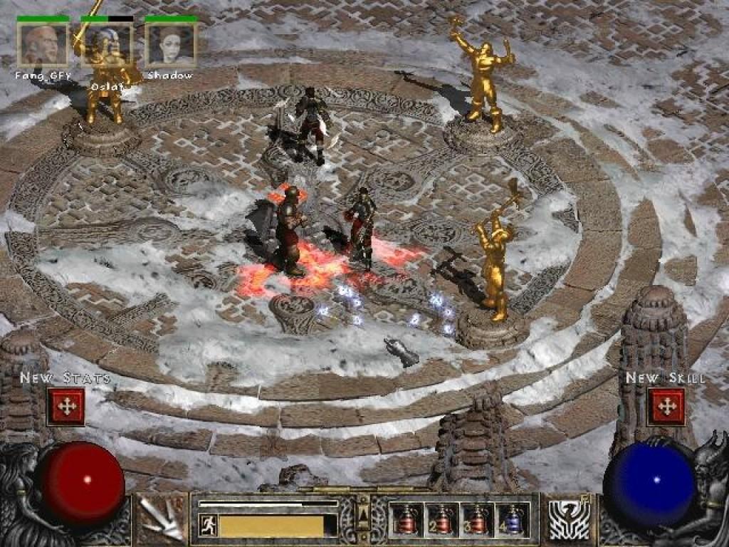 Торрент Diablo 2 Mod