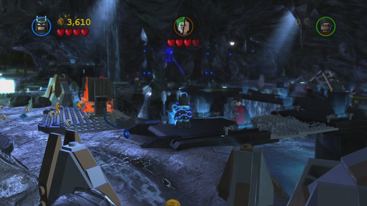 Игра lego batman 2 торрент русская версия