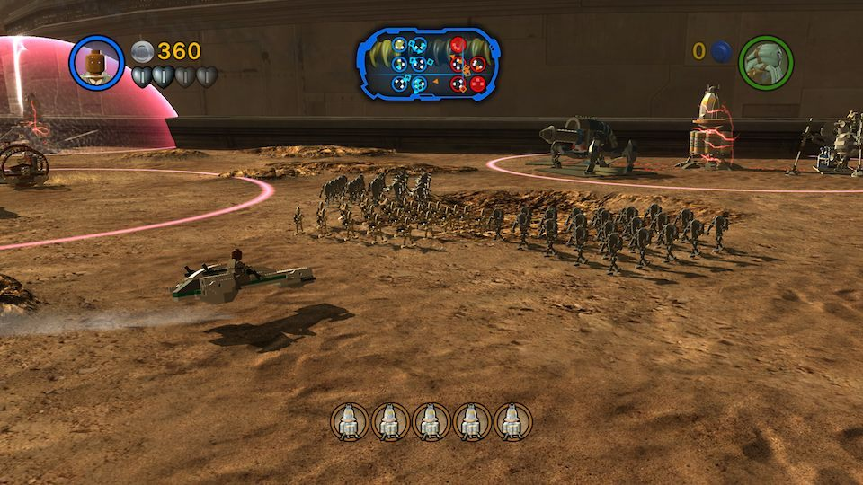 скачать бесплатно игру на компьютер через торрент Lego Star Wars 3 - фото 10