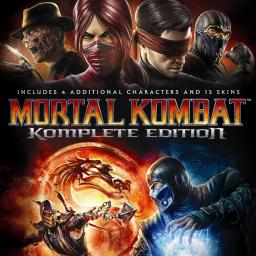 Скачать mortal kombat komplete edition бесплатно