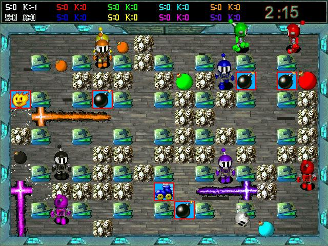 бомбермен игра скачать бесплатно на компьютер - фото 10