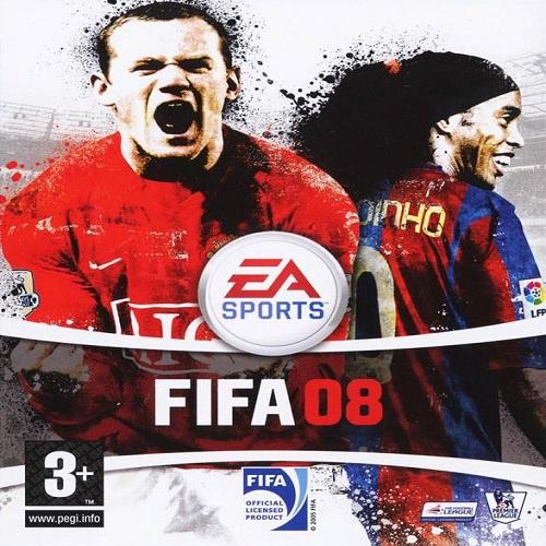 ФИФА 08 скачать торрент бесплатно на ПК