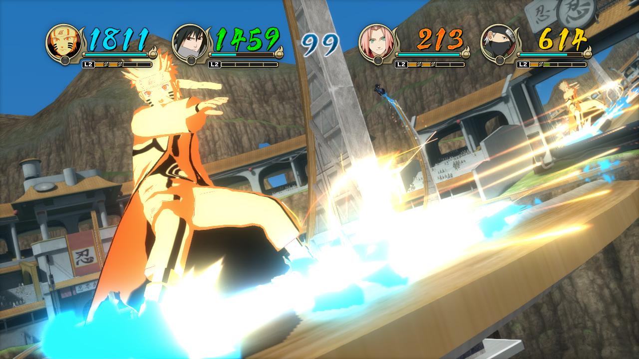 😝 Download game naruto ultimate ninja storm 4 mugen 2017