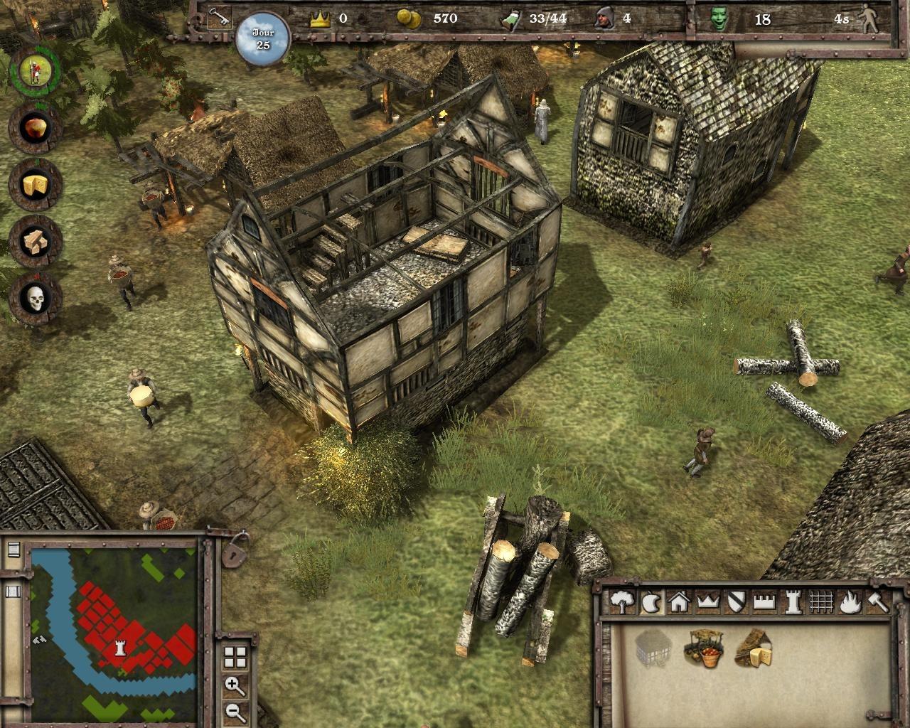 Stronghold игр скачать торрент русская версия
