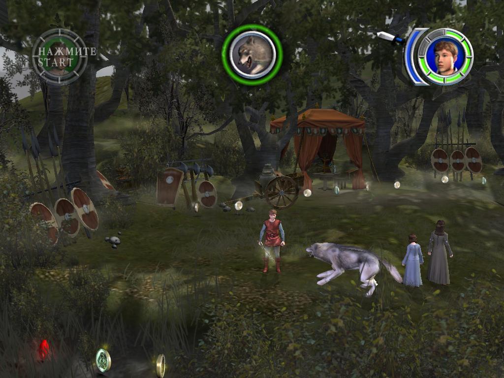 прохождение игры хроники нaрнии лев колдунья и волшебный шкaф: