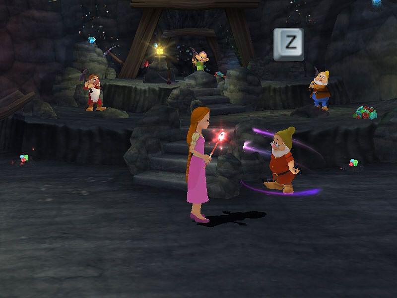 игра принцессы диснея зачарованный мир скачать на компьютер бесплатно - фото 5