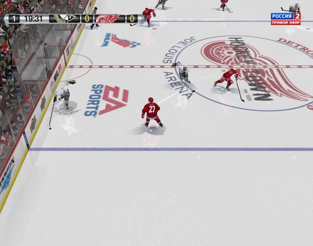 игры хоккей на компьютер него встал