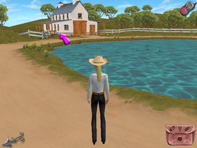 Скачать игру компьютер приключение на ранчо