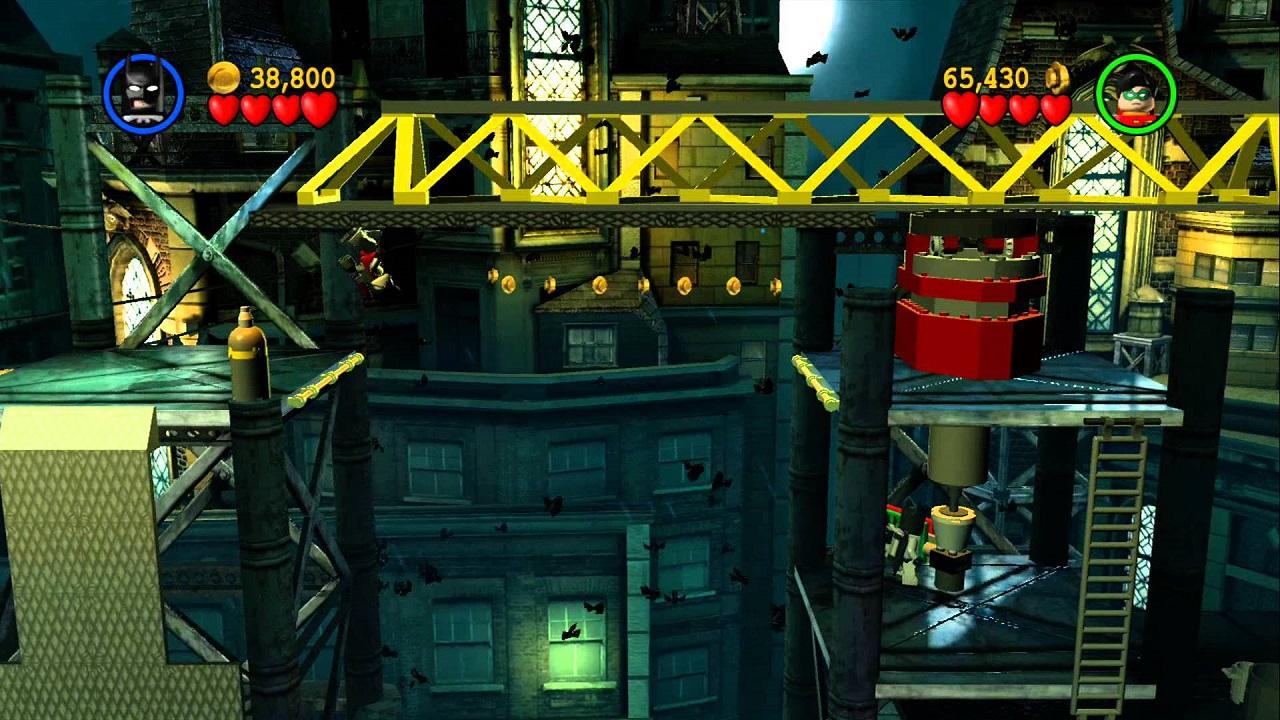 Лего бэтмен игра скачать торрент на пк
