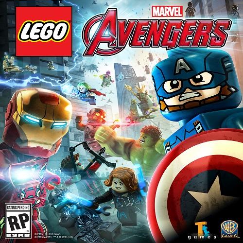 Скачать игру Лего Мстители бесплатно через торрент