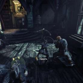Batman arkham city торрент pc русская версия