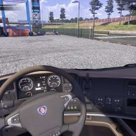 Скачать игру Scania Truck Driving Simulator с торрента