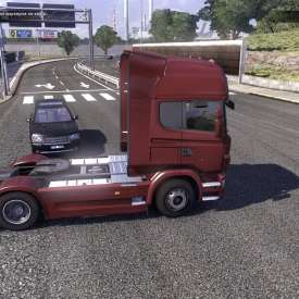 Игра Scania Truck Driving Simulator торрент на русском