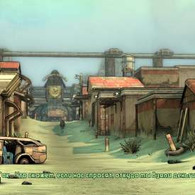 Игра Tales from the Borderlands торрент на русском