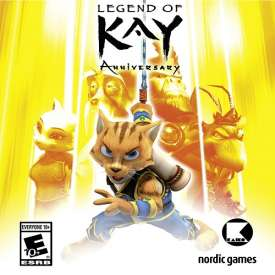 Скачать игру Legend of Kay Anniversary с торрента