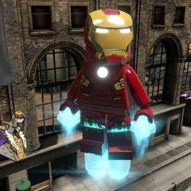 Игры Лего Марвел Мстители
